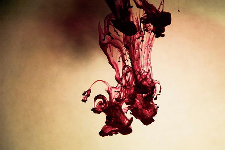 血に関する夢